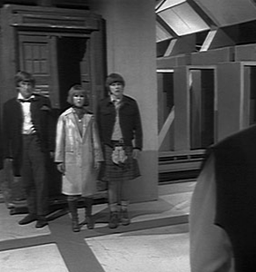 "The Time Lords make their first appearance, to judge the Second Doctor for his crimes. ""The War Games"" - 1969."
